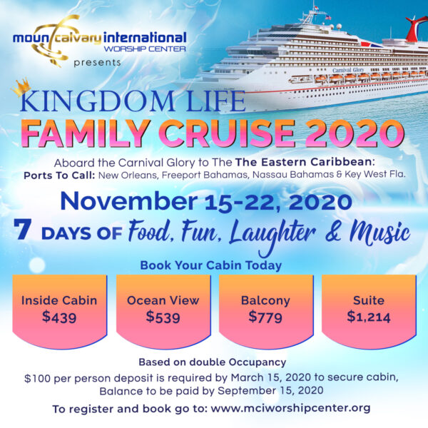 Kingdom Life Cruise