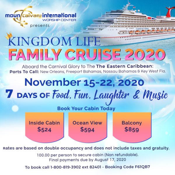 Kingdom Life Cruise-updated