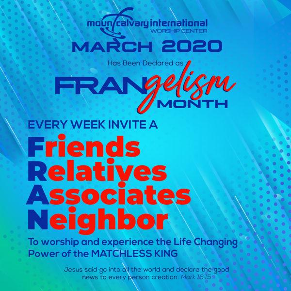 Frangelism-social