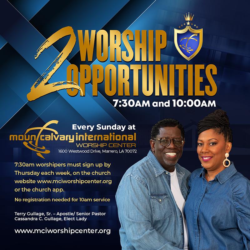 2 Worship Opportunity Promo-web