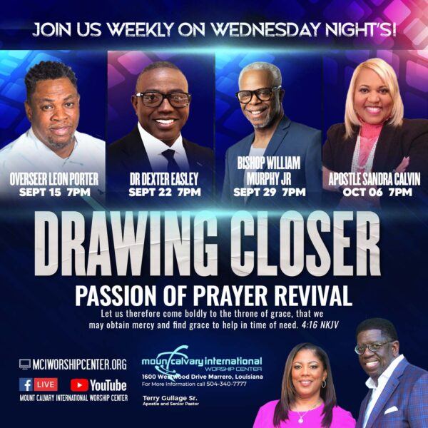 Draw Closer Revival