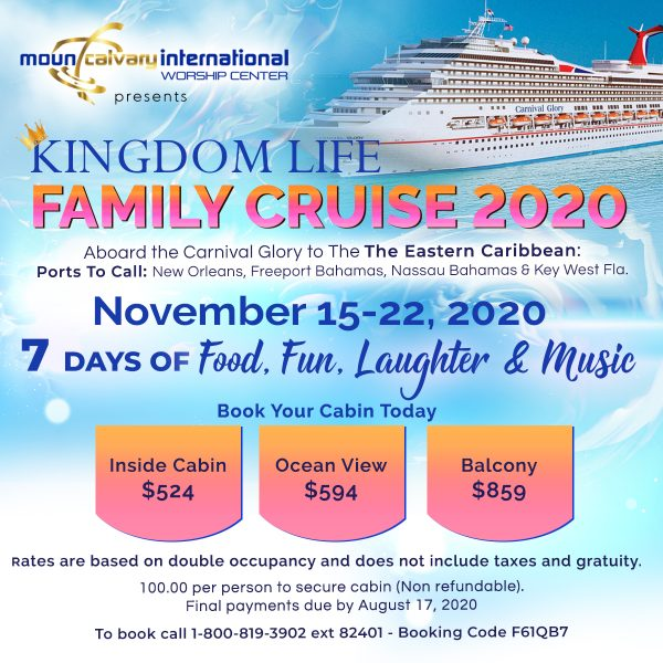 Kingdom Life Cruise-updated